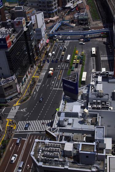 王子駅周辺