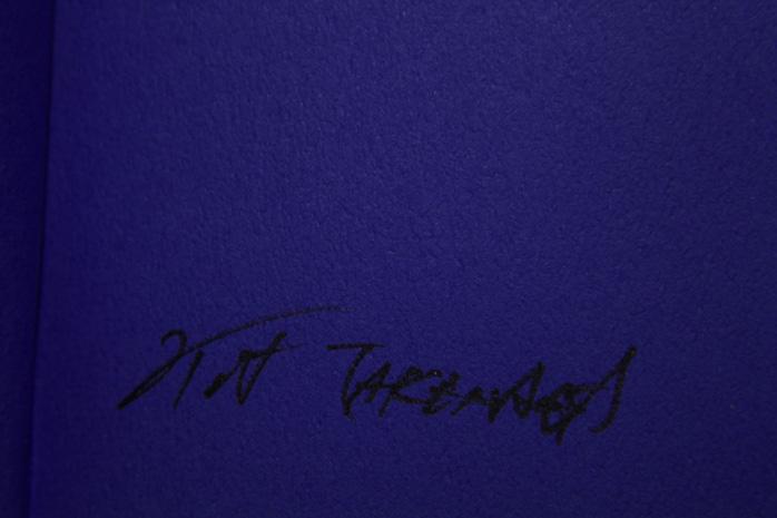 キット先生のサイン