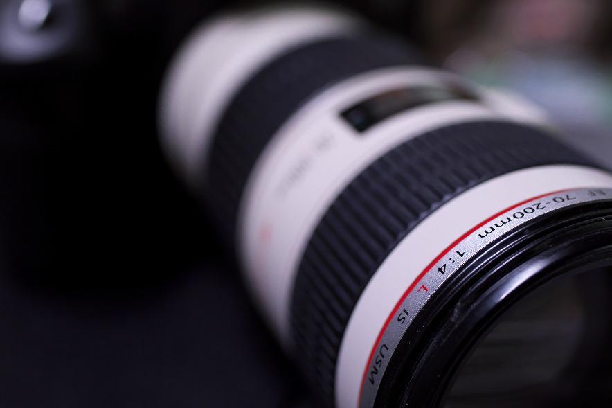 EF70-200mm F4L
